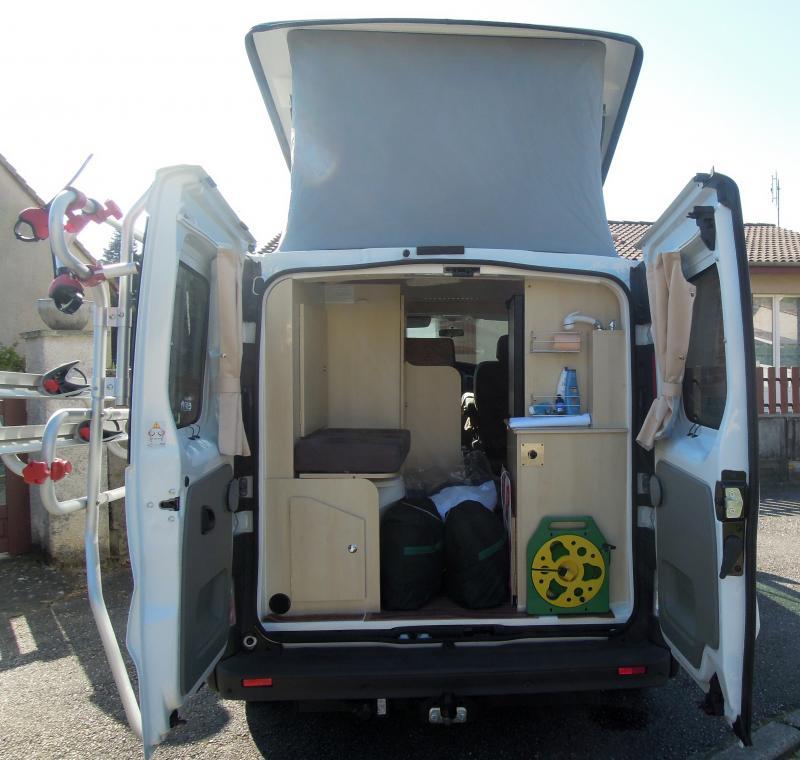 Mercantour Pour Camping Car