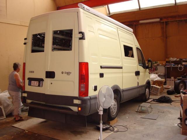 Fourgon iveco amenage camping - Fourgon amenage pas cher ...