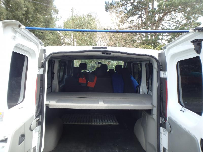 voir le sujet paul 1er camion trafic iii combi. Black Bedroom Furniture Sets. Home Design Ideas