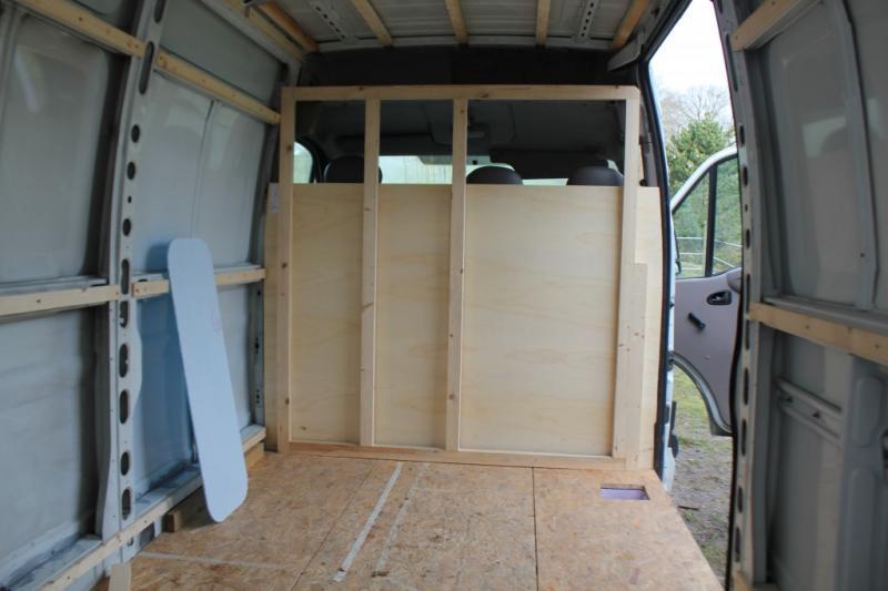 voir le sujet installation cloison cabine master 2. Black Bedroom Furniture Sets. Home Design Ideas