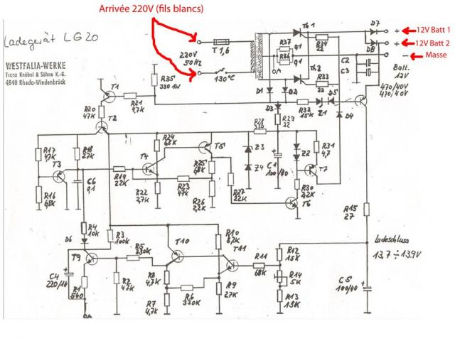 schema electrique fiat scudo