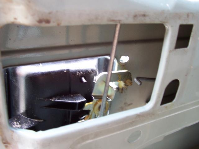 Voir le sujet plusieurs problemes 1 fuite une porte laterale - Porte bloquee de l interieur ...