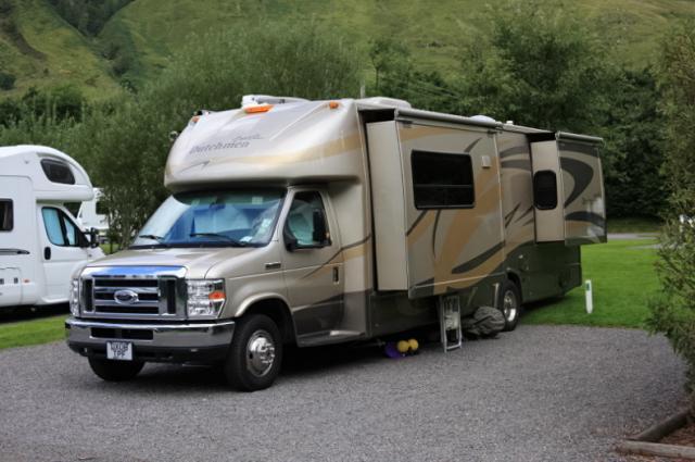 Camping Car Qui S Agrandit