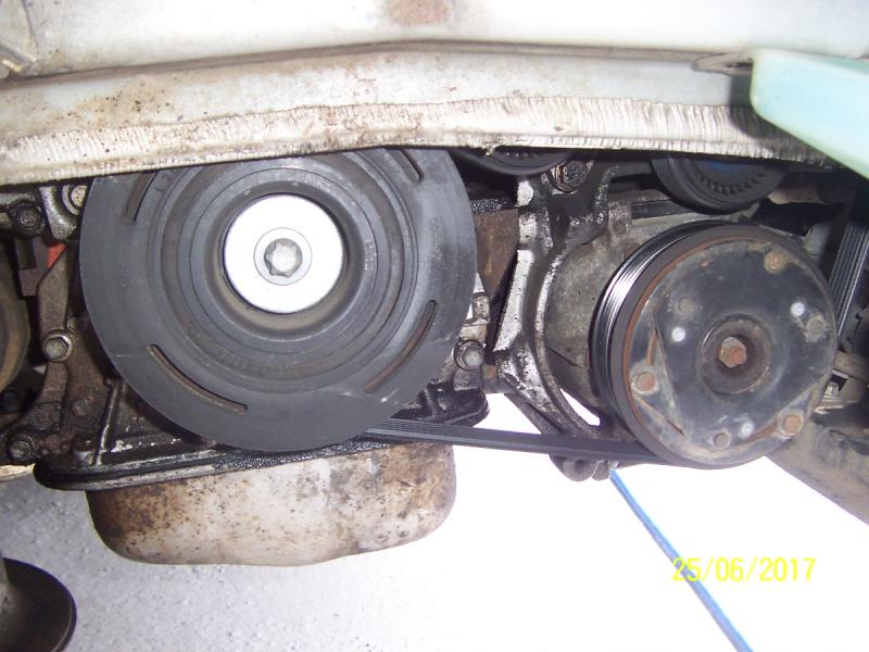 Courroies Phrase pour RENAULT MASTER II TRAFIC II 2.5 dCi
