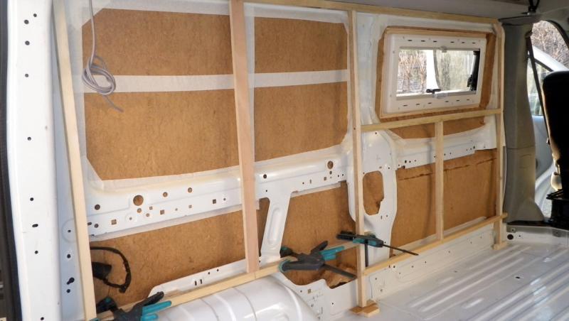 voir le sujet taille des tasseaux pour les parois. Black Bedroom Furniture Sets. Home Design Ideas