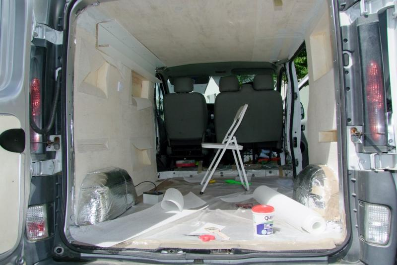 Decoration Aventure Camping Car