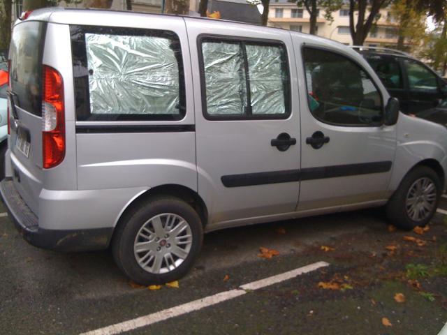 Voir le sujet doblo 2008 for Fiat doblo interieur