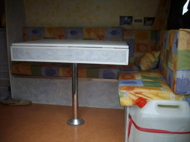 Voir le sujet solution for Table un pied