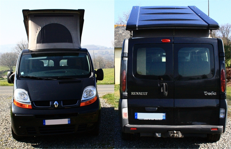 voir le sujet vds renault trafic 2005 am nag pro 140dci. Black Bedroom Furniture Sets. Home Design Ideas