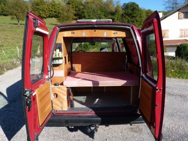 Isoler Frigo Camping Car