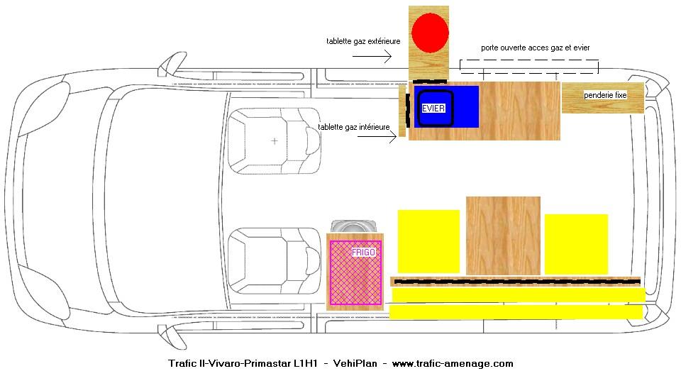 trendy pour le rchaud gaz encore une ide tablette une sur le cot du meuble et une qui souvre. Black Bedroom Furniture Sets. Home Design Ideas