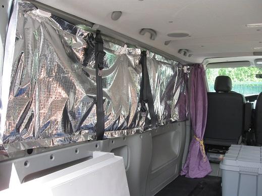 Voir le sujet r alis des rideaux isolant pour 40 euros - Garage renault douarnenez ...