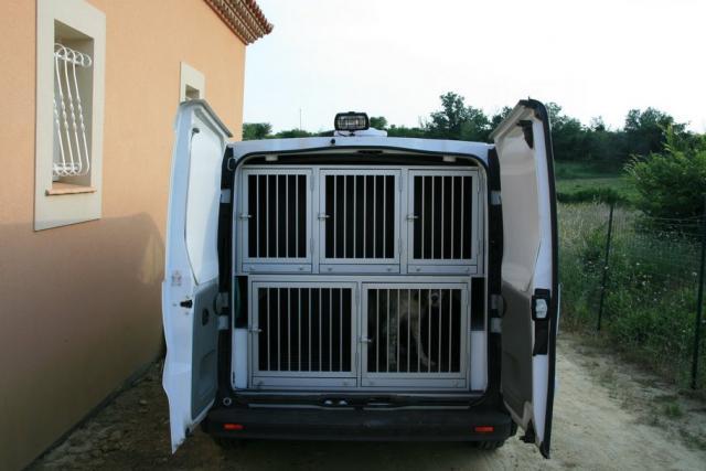 Amenagement Vehicule Pour Chien fourgon amenage pour chien
