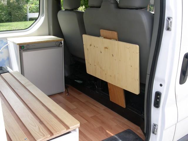 voir le sujet table amovible. Black Bedroom Furniture Sets. Home Design Ideas