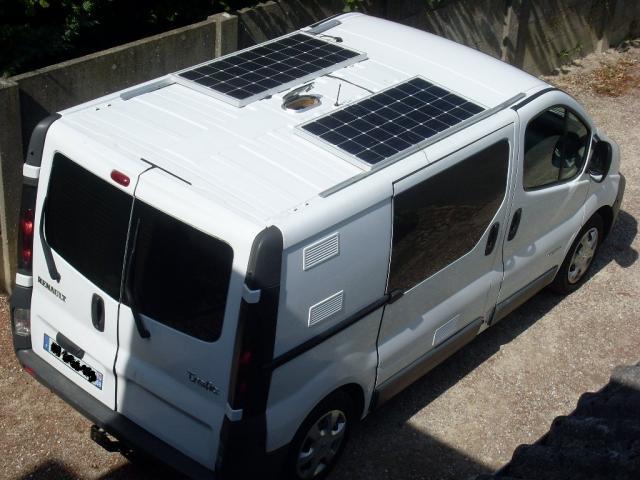 voir le sujet recherche photos panneau solaire pos sur trafic. Black Bedroom Furniture Sets. Home Design Ideas