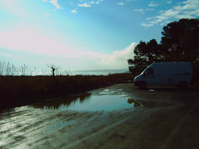 Rosas Camping Pour Camping Car Decembre