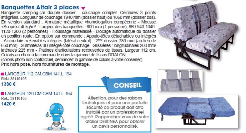 voir le sujet banquette convertible lit une alternative rib. Black Bedroom Furniture Sets. Home Design Ideas