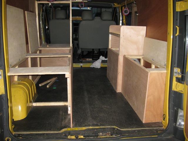 Voir le sujet trafic for Fabrication meuble cuisine