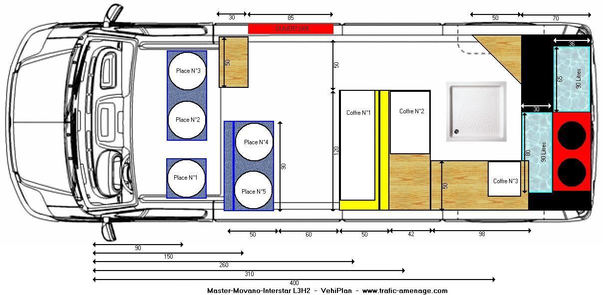 voir le sujet opel movano 2004 l3h2 5 places pour vir e en. Black Bedroom Furniture Sets. Home Design Ideas