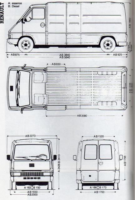 voir le sujet renault master 1980 1998. Black Bedroom Furniture Sets. Home Design Ideas