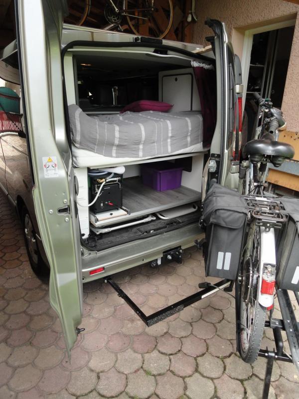 voir le sujet porte v los electriques 2 articul pour trafic. Black Bedroom Furniture Sets. Home Design Ideas