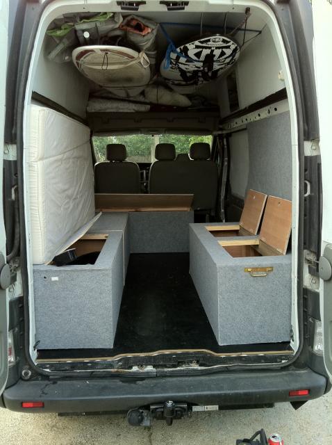 voir le sujet opel vivaro l2h2 windsurf week end tout. Black Bedroom Furniture Sets. Home Design Ideas