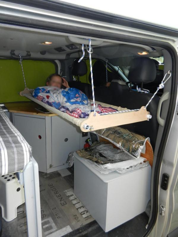 Resultat De Recherche Dimages Pour Images Campervan Interior Cubbie Hole Bed