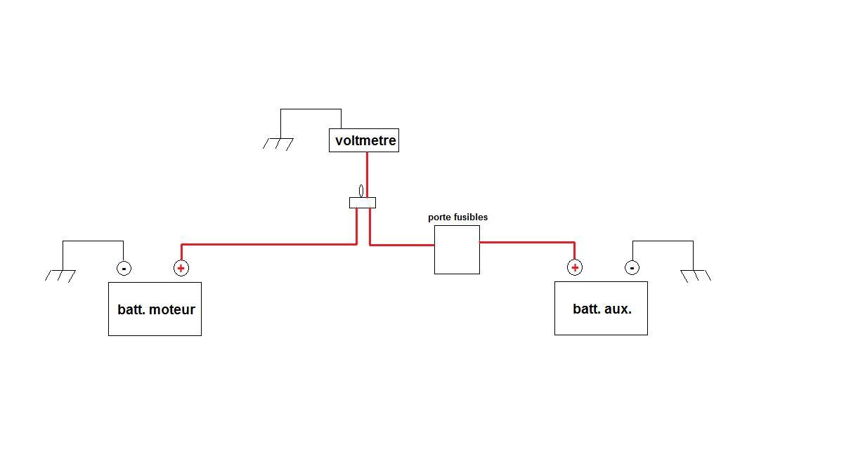 Voir le sujet voltmetre digital non fiable probleme d - Comment brancher un four ...