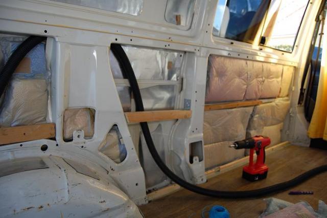 Voir le sujet t4 2002 l2h1 3 places voyages escalade surf - Plan amenagement transporter t5 ...