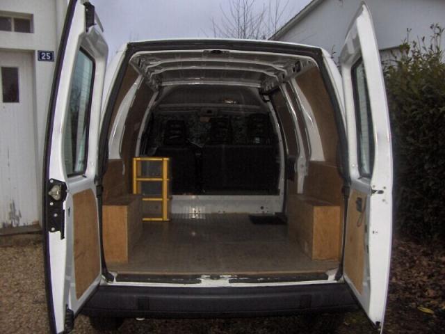 Gut gemocht www.trafic-amenage.com/forum :: Voir le sujet - fiat scudo long  LC27