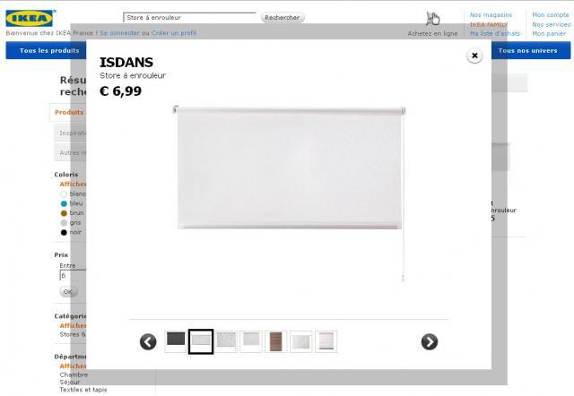 tr s bien extreme faire un store enrouleur st43 humatraffin. Black Bedroom Furniture Sets. Home Design Ideas